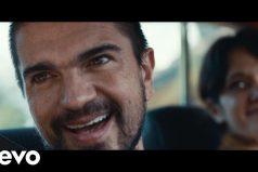 La nueva canción de Juanes, 'Es tarde'… ¡Está genial! ¿A cuántos famosos reconoces en el video?