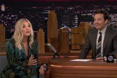 ¿Te gusta la canción de 'The Big Bang Theory'? Escucha a Kaley Cuoco, Penny en la serie, intentando cantarla
