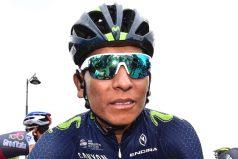 Nairo demostró que está firme y sólido en el Giro, ¡seguimos soñando!