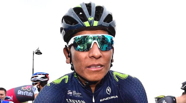 ¡GRANDE NAIRO! ganó la Etapa 4 del Giro de Italia y seguimos soñando