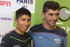 Así celebró Fernando Gaviria el triunfo para el ciclismo colombiano, ¡GRANDE DE GRANDES!