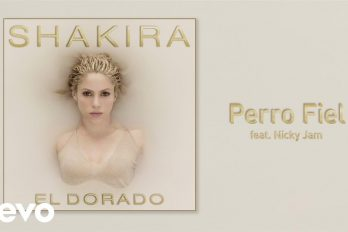 Así es el 'Perro Fiel' de Shakira con Nicky Jam. ¡Disfruta del lado más urbano de la barranquillera!