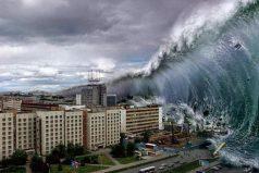 ¿Cómo se siente un terremoto bajo el agua? Estas imágenes te darán una idea. ¡Impactante!