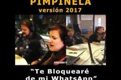 Descarga la actualización de 'Olvídame y pega la vuelta' de Pimpinela con… ¡Te Bloquearé de mi WhatsApp!