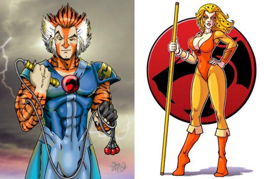 6 personajes de Los Thundercats que seguro no recuerdas