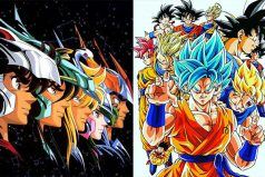 Los Caballeros del Zodiaco y Dragon Ball se unirán de una forma increíble