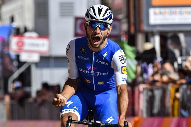 Fernando Gaviria, hace vibrar nuestros corazones y gana su segunda etapa en el Giro de Italia