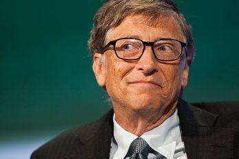 Bill Gates te recomienda dedicarte a estos tres campos de acción para cambiar el mundo