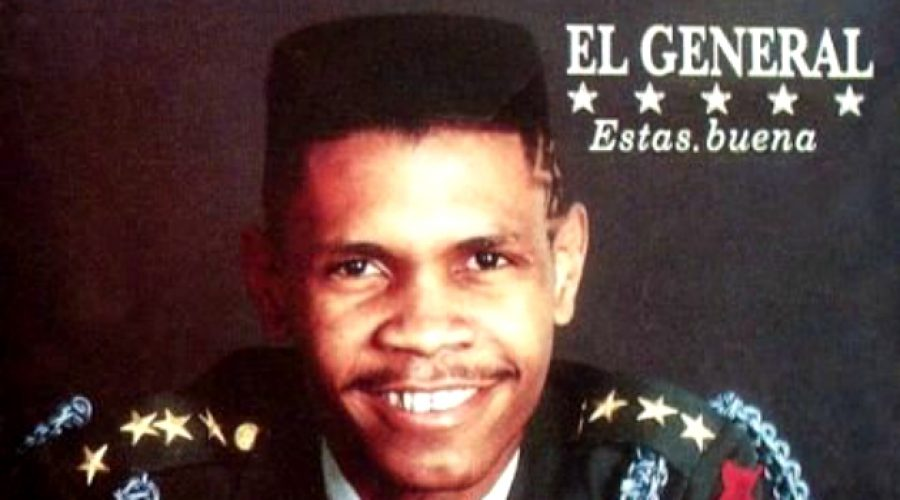 ¿Recuerdas la música de 'El General'? Esto reveló sobre sus canciones