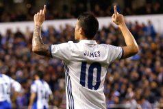 ¿Cuánto vale James? Este sería el precio que pide el Real Madrid