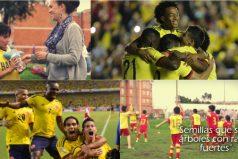 La historia de una mamá que ve en el fútbol mucho más que un juego