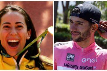 El mensaje y la 'chicaneada' de nuestra medallista olímpica Mariana Pajón al grande Fernando Gaviria