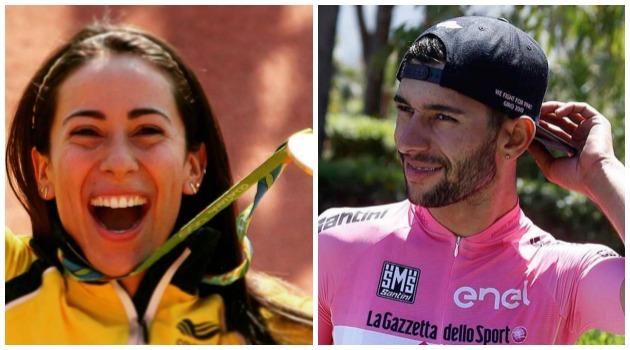 El mensaje de nuestra medallista olímpica Mariana Pajón al grande Fernando Gaviria