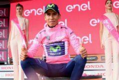 Nairo Quintana no le alcanzó en la contrarreloj y perdió el liderato ¡VAMOS NAIRO!