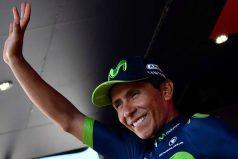 La foto de Nairo Quintana que conmueve al mundo tras perder el Giro, ¡sencillez, humildad y esfuerzo!