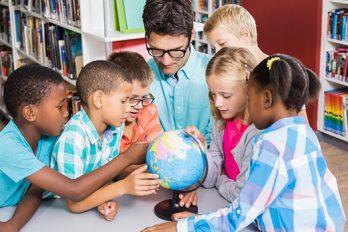 La importancia de la participación de los niños en la solución de conflictos sociales