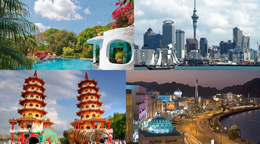 Estos son los 10 países más amigables del mundo, ¿será que el tuyo está en la lista?