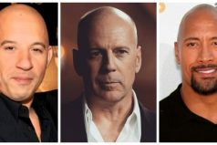 7 famosos actores antes y después de perder su divina cabellera