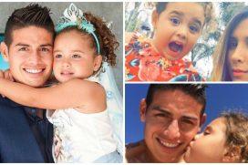 Los amores de James Rodríguez se unen a una gran campaña, ¡gran corazón!