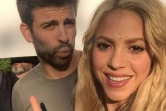 Le tocó a Shakira cuidar a su marido, ¡increíble!
