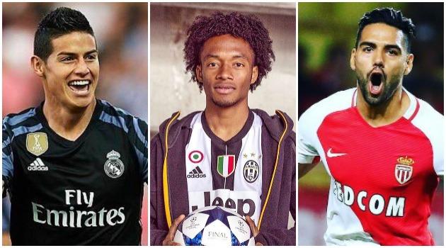 Esto ganan algunos de nuestros futbolistas en el extranjero. ¡Increíble!