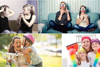5 tipos de mamás. ¿Con cuál identificas a la tuya?
