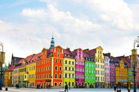 Quedarás antojado de viajar cuando conozcas estas 7 ciudades, las más coloridas del planeta
