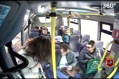 El video que todos los que andamos en bus deberíamos ver… ¡Así nos roban sin darnos cuenta!