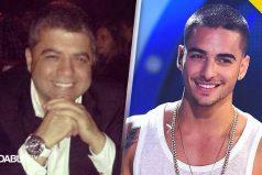 Conoce a los padres de estos famosos. ¡Ya sé de quién heredó la sonrisa Maluma!