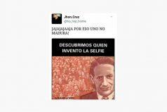 Descubrimos quién inventó la selfie