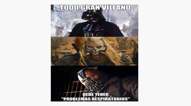 Villanos de películas