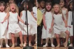 ¿Viste 'Moana'? Te encantará la interpretación que esta pequeña de cuatro años hace del tema 'How Far I'll Go'
