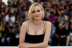 Diane Kruger, obligada a hacerse un tatuaje por culpa de una apuesta en Cannes