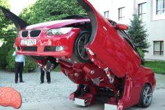 ¡Los Transformers sí existen! Conoce a los mejores autos que cambian su forma. ¡El Hum Rider es genial para los trancones!