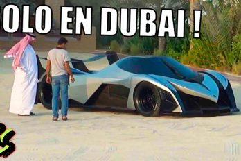 ¿Cómo es la vida en Dubai? Las cosas más excéntricas que son rutina en esta ciudad. ¿En serio, cajeros que dan oro?