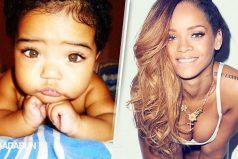 ¡Aww qué lindos! Así se veían estos famosos de bebés. ¡Shakira era una ternura!