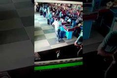 ¡Es un crack! La reacción de este hombre en un supermercado tiene asombrado a todo el mundo
