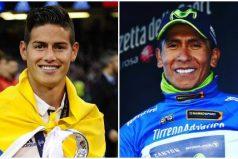 James sigue los pasos del gran Nairo Quintana, ¡quedarás asombrado!