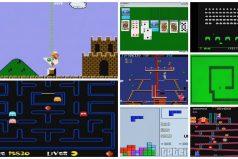 El homenaje a los videojuegos viejitos que te hará querer ser niño de nuevo