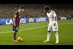 ¿Eres fan de Messi? Revive las mejores jugadas de 'La Pulga' eludiendo rivales. ¡Lo hace ver tan fácil!