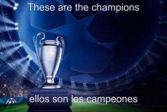 ¿Sabes qué dice el himno de la UEFA Champions League? Apréndete la letra y… ¡Disfruta de la final!