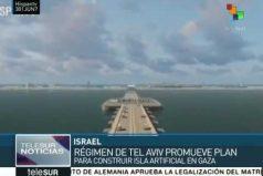 ¡Qué ingenio! Israel planea construir una isla artificial para dar vivienda a las víctimas del conflicto en Gaza