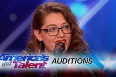 Mandy Harvey, la concursante de 'America's Got Talent' que te dejará sin palabras. ¡Canta hermoso aunque no puede oír!