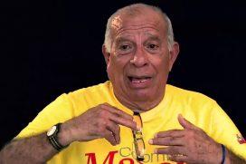 ¡Qué legado el de Marcos Coll! Único gol olímpico en un mundial de fútbol. ¡Adiós a un grande del balompié nacional!