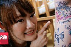 ¡Interesante! En Japón no son bien vistos los tatuajes. ¿Sabes por qué razón?