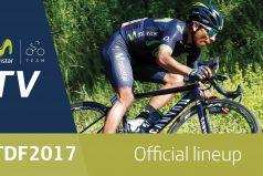 ¡Comienza el sueño amarillo! Conoce el equipo de Nairo Quintana que buscará conquistar el Tour de Francia 2017