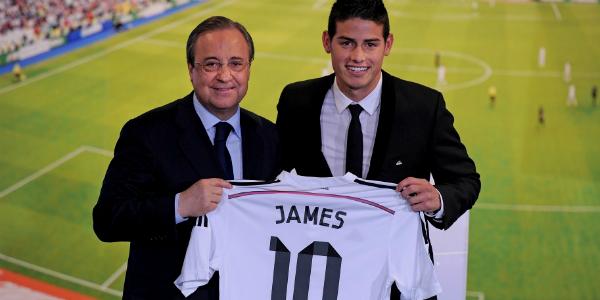 Una nueva y mejor oferta por James Rodríguez 2