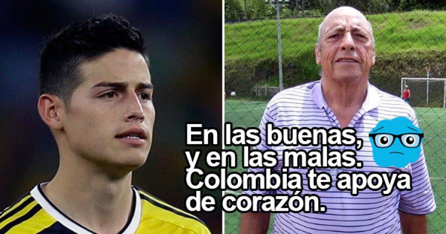 ¡Apoyaste al chef de la Selección y hoy toda Colombia está contigo! Una noticia que nos deja muy tristes a todos