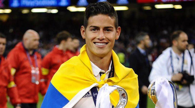 ¿Adiós a James Rodríguez? El Bernabéu ovacionó al '10' colombiano