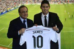 Por fin se definió el futuro de James Rodríguez, ¡increíble estas declaraciones!